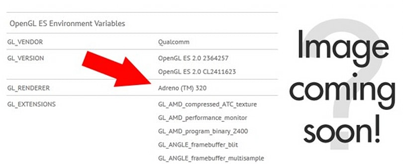 Mystery LG LE970 claims next-gen Adreno graphics, can't quite prove it
