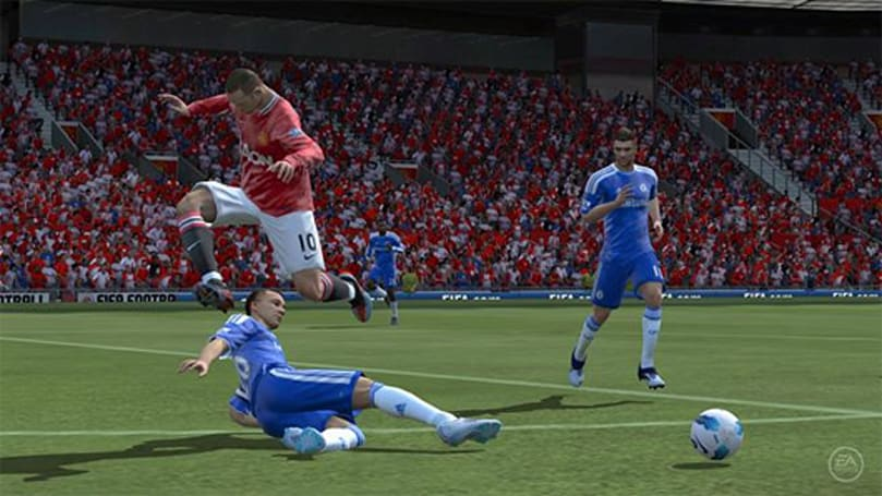 FIFA 14 on PS Vita is a re-skinned FIFA 13