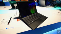 Lenovo's two new tablets include a lower-cost Surface Pro rival