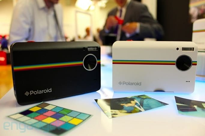 Polaroid Z2300 hands-on
