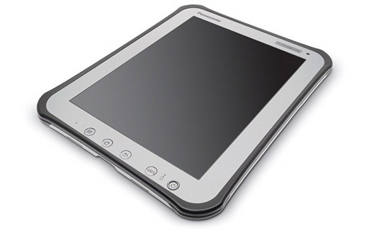 Panasonic unveils Android Toughbook slate for Q4, sledgehammer sold separately