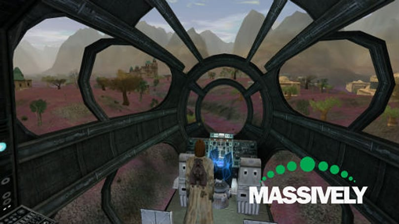 Star Wars Galaxies patch features air-to-ground combat