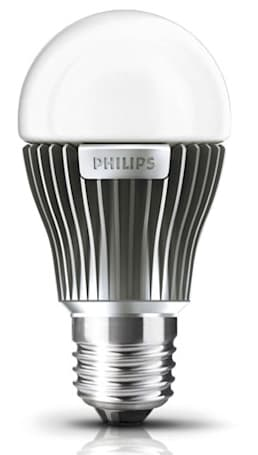 Philips Master LED light bulb set for US release in July