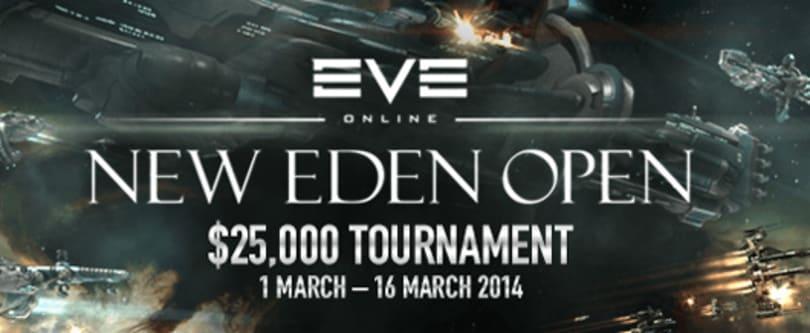 EVE Online's second New Eden Open starts this weekend