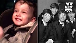 This Toddler is a Bigger Beatles Fan than You Are