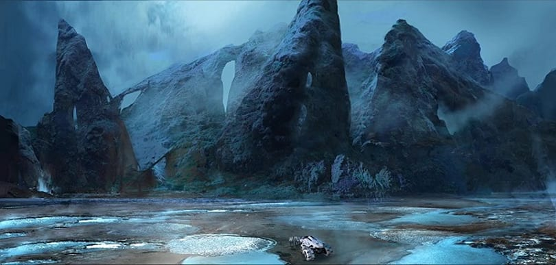 Next Mass Effect snags Halo 4's lead writer, gets concept art