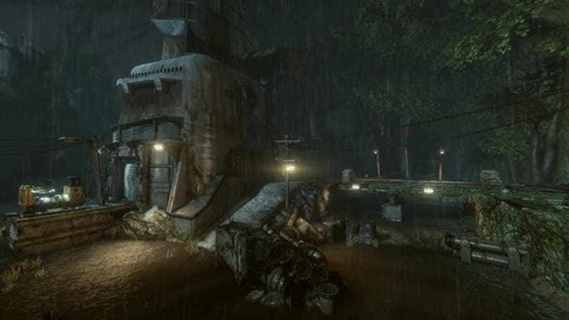 Gears 3's Bullet Marsh video flythrough will devour you whole
