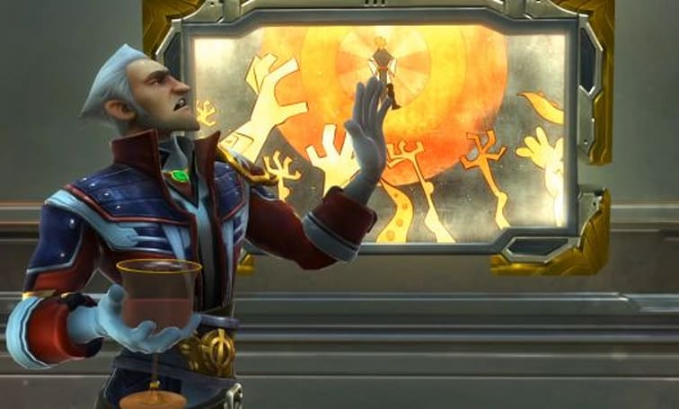Everyone's a potential traitor... even you: WildStar's Dominion faction