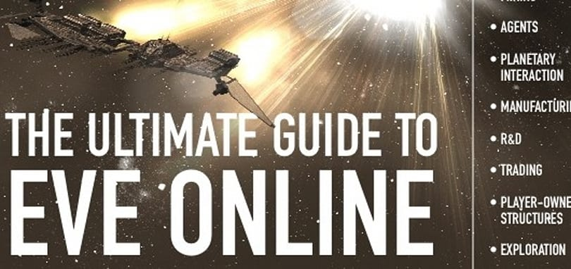 EVE Online Industrial-Sized Knowedgebase to be released in print form