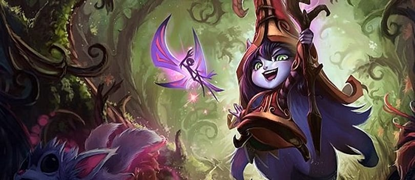 League of Legends talks nerfs and reveals Lulu, the Fae Sorceress