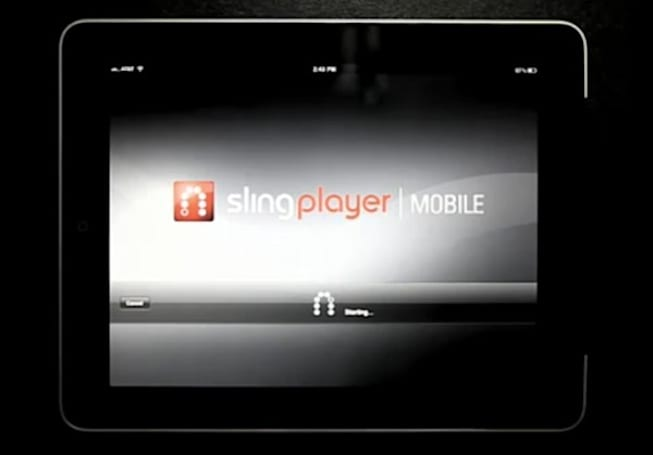 SlingPlayer Mobile for iPad gets a walkthrough, reminds us of all the daytime TV we're missing out on