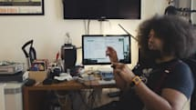 Peripheral Vision 004: Reggie Watts on using technology to make art, pterodactyls