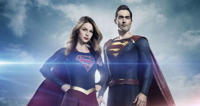 supergirl, superman, season 2, the CW