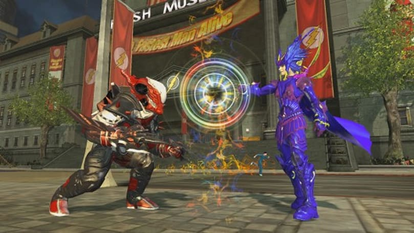 DC Universe Online giving players a little more R&D