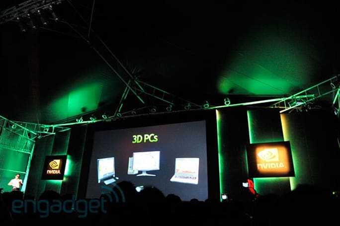 NVIDIA ushers in the '3D PC' with ASUS G51Jx-EE, Eee Top ET2400 and CD5390