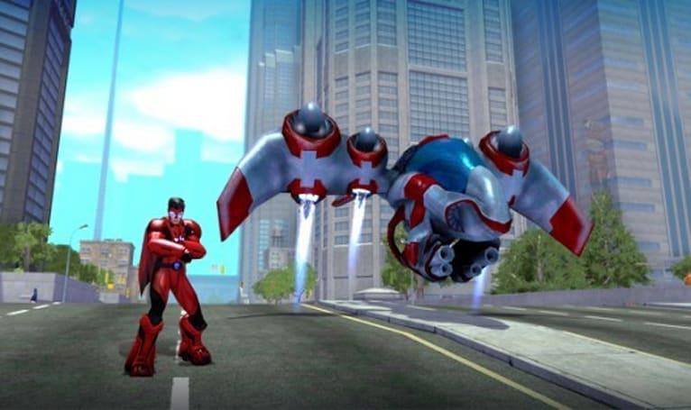 City of Heroes player summit promises Water Blast power set, cyberpunk costumes