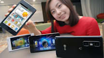 LG Optimus 3D Max is a slimmer sequel, world's first phone with 3D video editing