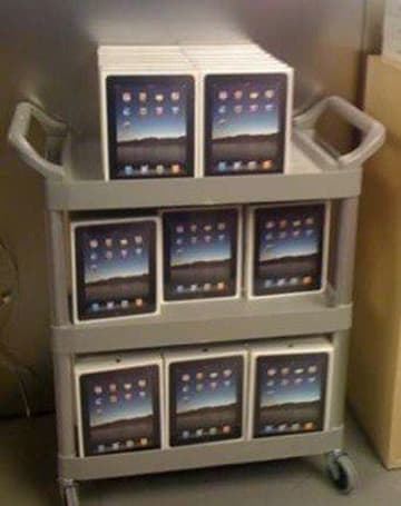 Analyst: Apple producing more iPads