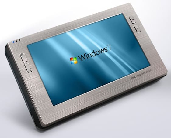Cowon's Atom-powered W2 MID gets teased, gets Windows 7