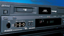 JVC's Mini DV, DVD, and HDD player / recorder