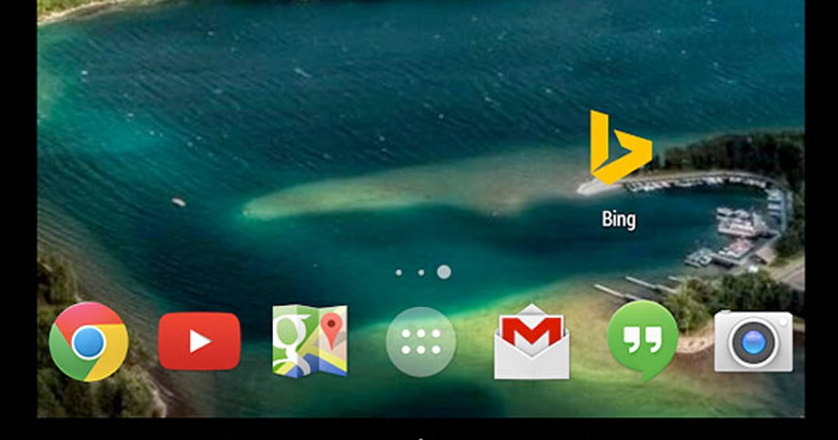 Bing For Android Now Refreshes Your Wallpaper Once A Day