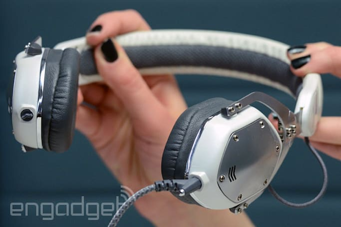 V-Moda wants you to ditch earbuds for these extra-portable XS headphones