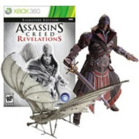 Assassin's Creed: Revelations 'Ultimate Edition' bundle revealed by GameStop