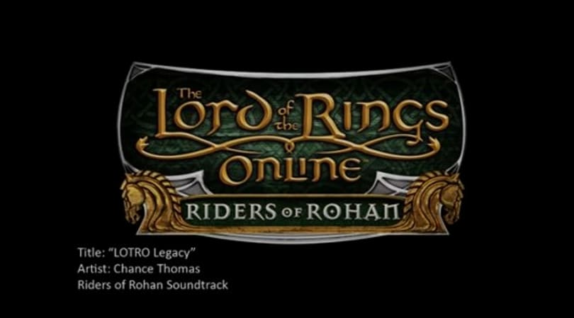 LotRO releases first track of Riders of Rohan's score