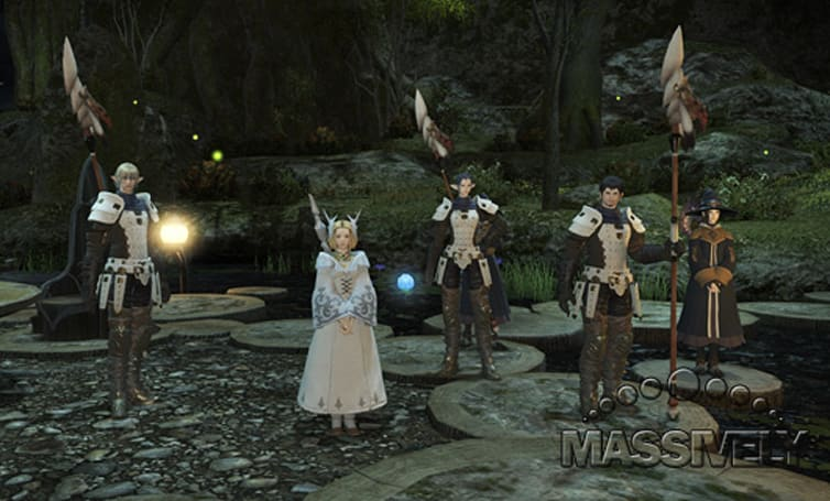 FFXIV: A Realm Reborn will launch on PS4 in April