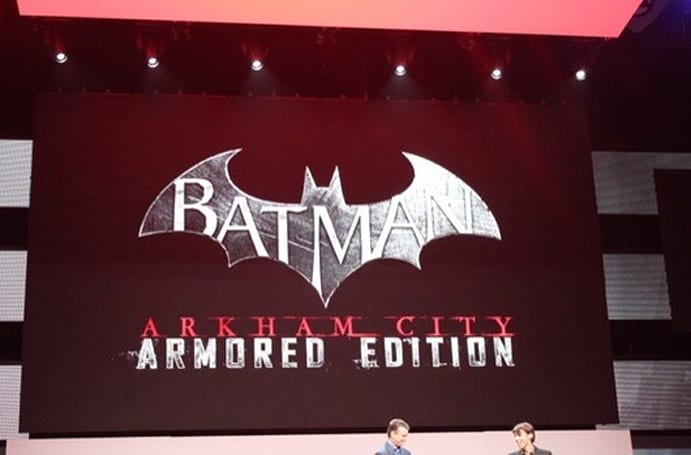 Batman: Arkham City 'Armored Edition' headed to Wii U [Update: Includes all DLC]