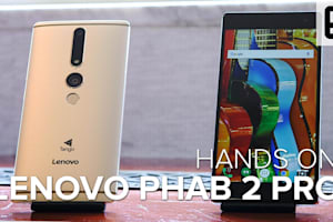 Hands On: Lenovo Phab 2 Pro