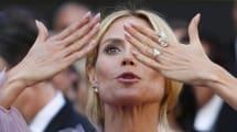 """Heidi Klum ist Deutschlands """"gefährlichster Promi im Internet"""