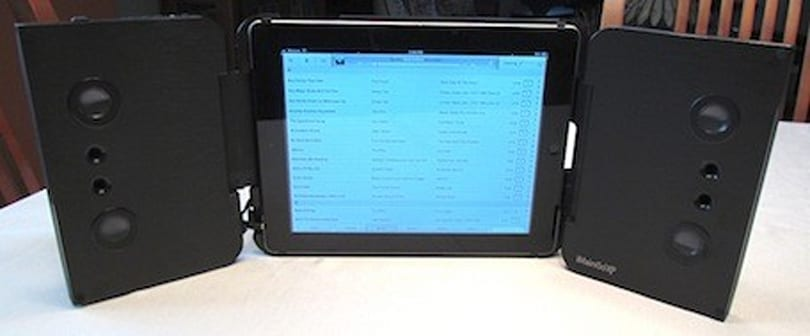 iMainGo XP: The loudest iPad case you've ever heard (Enter to win one)