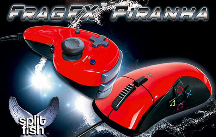 SplitFish FragFX controllers continue to evolve, now more fishy