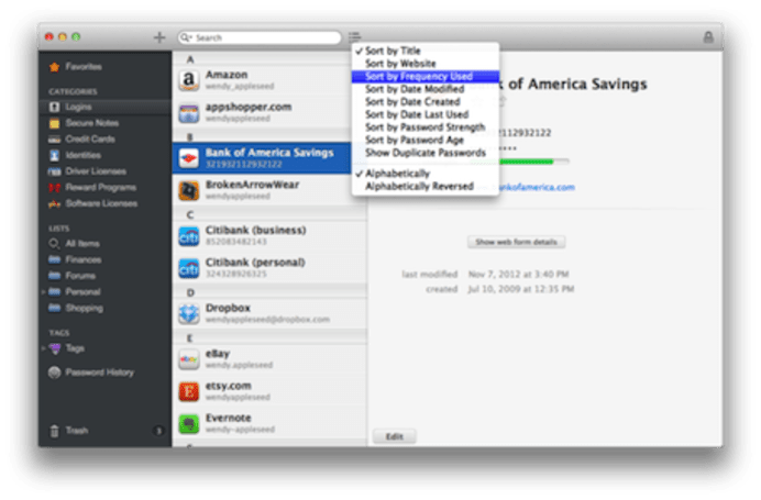 AgileBits teases 1Password 4 for OS X