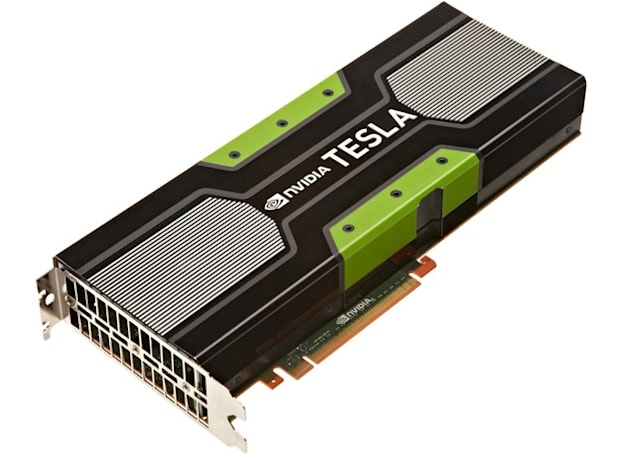NVIDIA unveils Tesla K40 accelerator, teams with IBM on GPU-based supercomputing