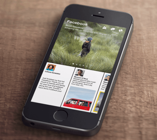 Facebook's Paper app updated with improved photo sharing