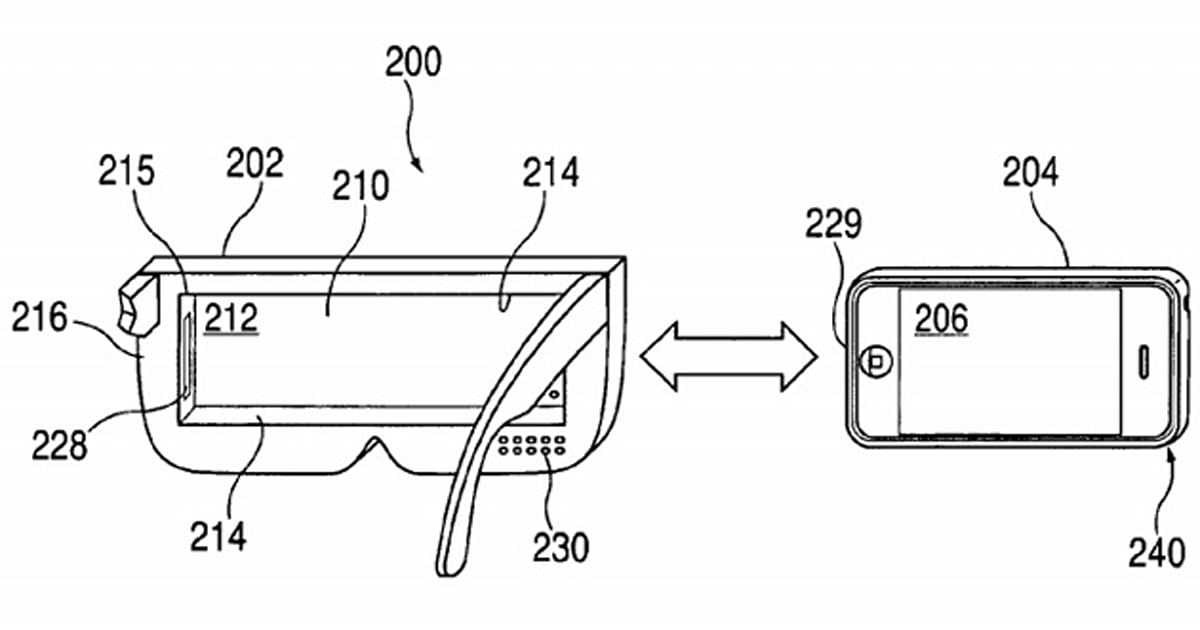 Apple explores headsets that turn your iPhone into a VR