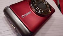 Canon A-Series compact cameras hands-on