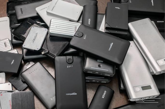 The best USB battery packs