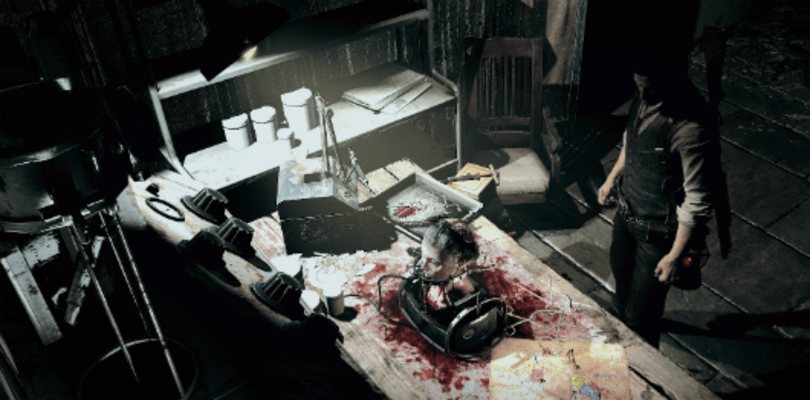 NOPEing out of The Evil Within