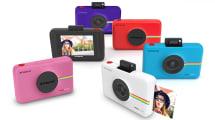 Polaroid Snap Touch: Sofortbildkamera mit Touchscreen