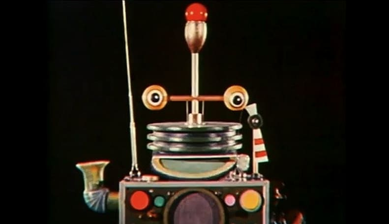 AT&T unearths Jim Henson's 1963 Robot short for Bell