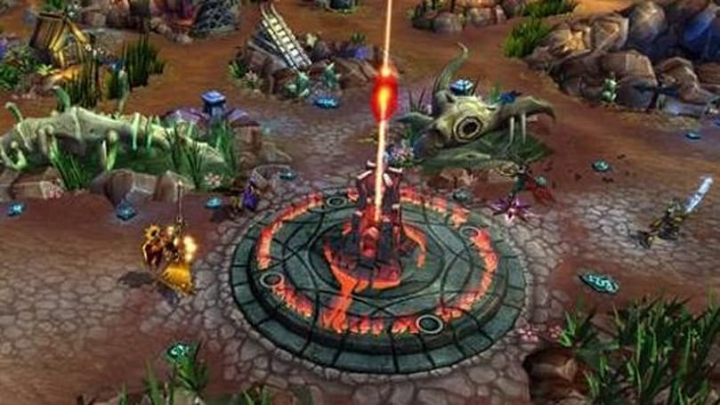 League of Legends announces ranked team play, Summoner Spell changes