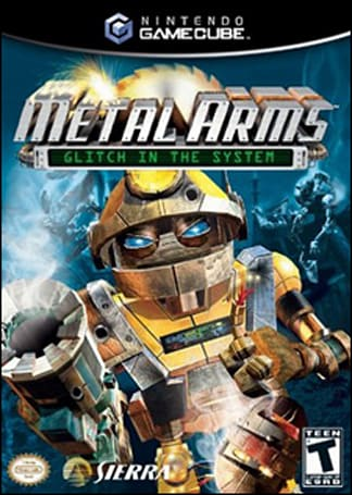Born for Wii: Metal Arms
