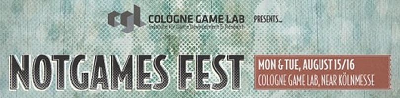'Notgames Fest' to fill IGF-sized hole at GDC Europe [update]