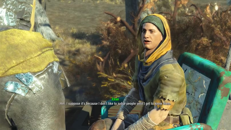 'Fallout 4' immortalizes a player's late brother