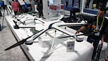 At over five feet wide, this drone is not for noobs