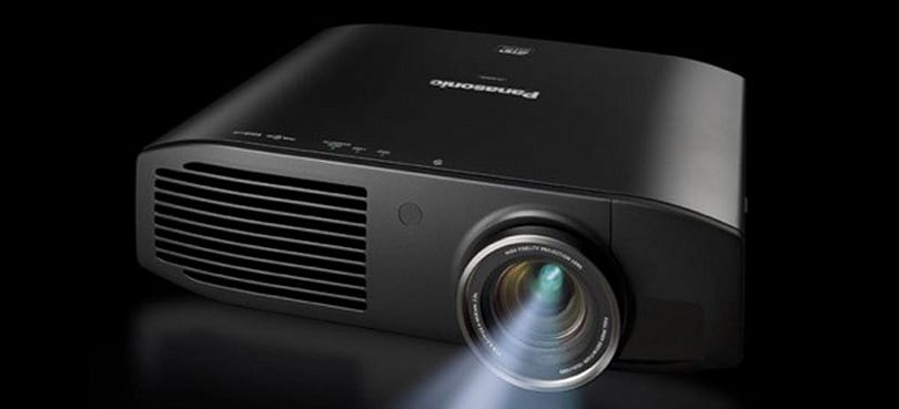Panasonic PT-AE8000U projector touts brighter, smoother 3D for king-of-the-hill home theaters