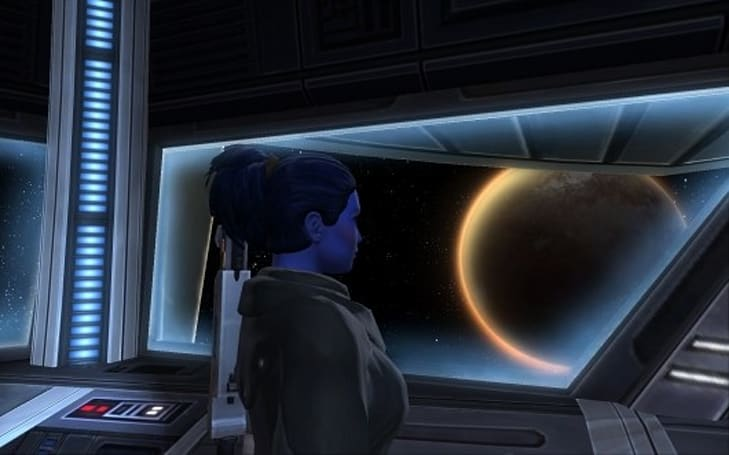 A second opinion on Star Wars: The Old Republic F2P